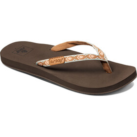 Reef Ginger Flips Women, brown/peach
